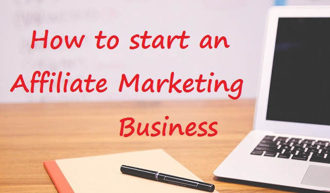 How to start Affiliate Marketing with your blog