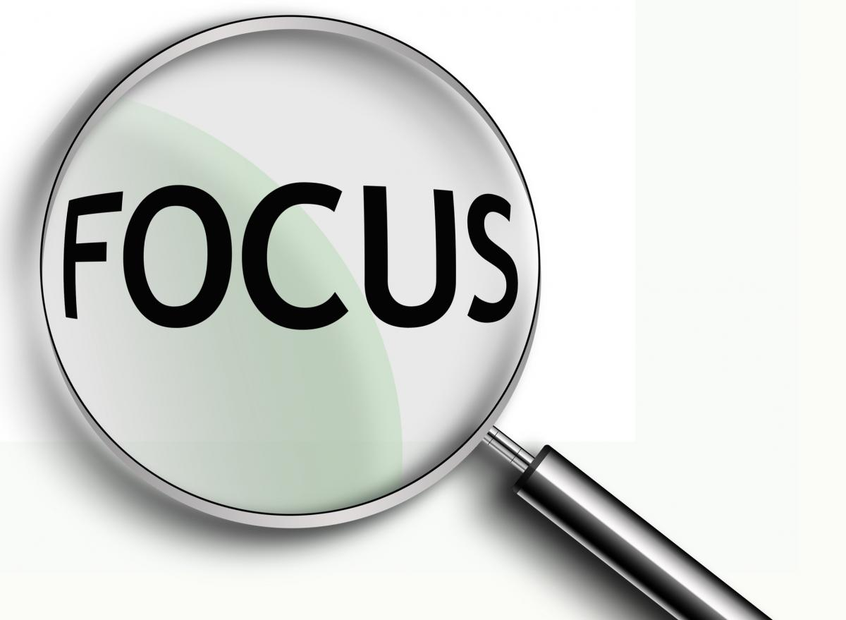 How to Be focus as a Blogger