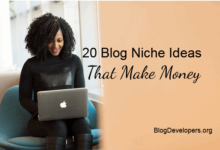 Photo of 20 Top Blog Niche Ideas That Make Money in 2020 (The Ultimate List)