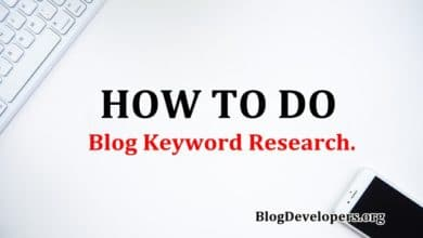 Photo of How To Do Blog Keyword Research Perfectly